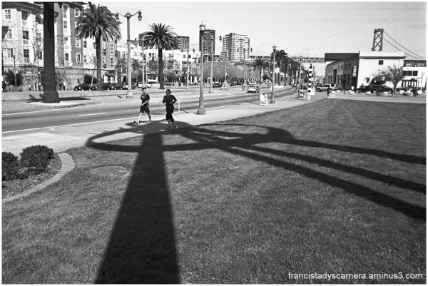 Francis Tady, San Francisco, Embarcadero, AT&T Par