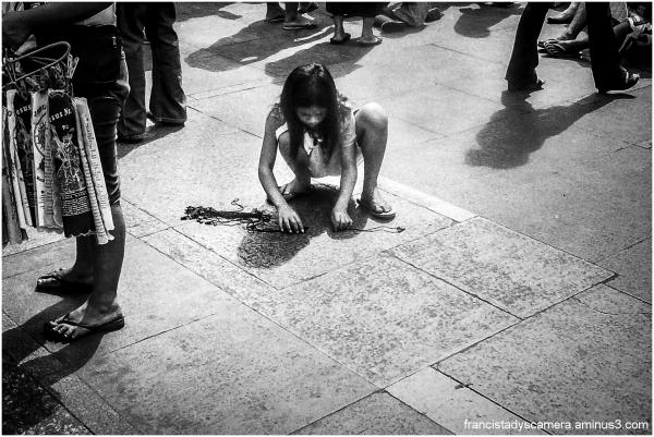 Francis tady, manila, quiapo, street photography