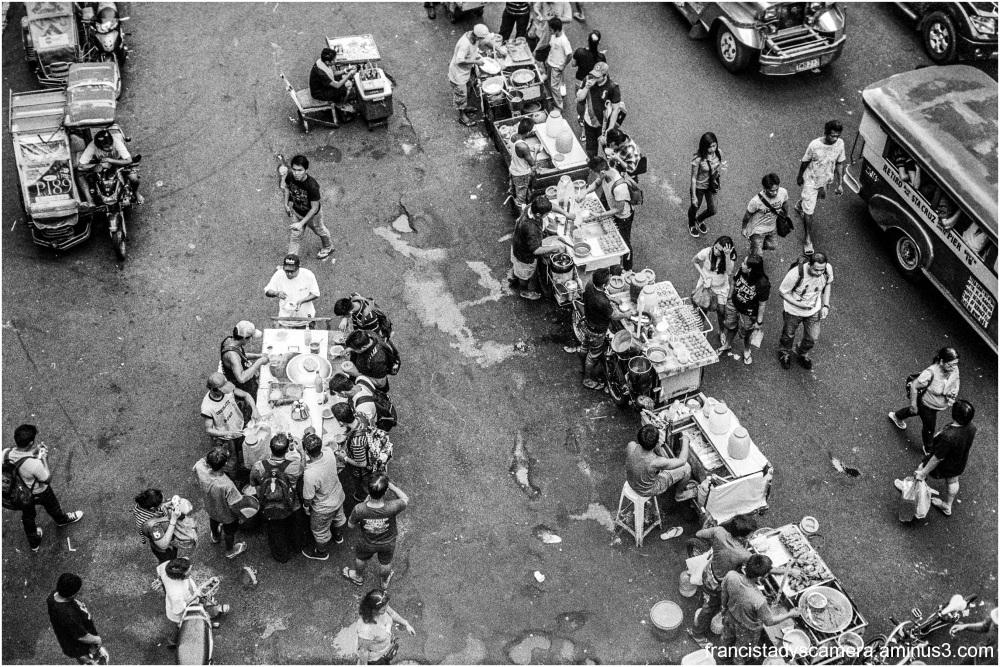 Francis tady, manila, quiapo, street photography,