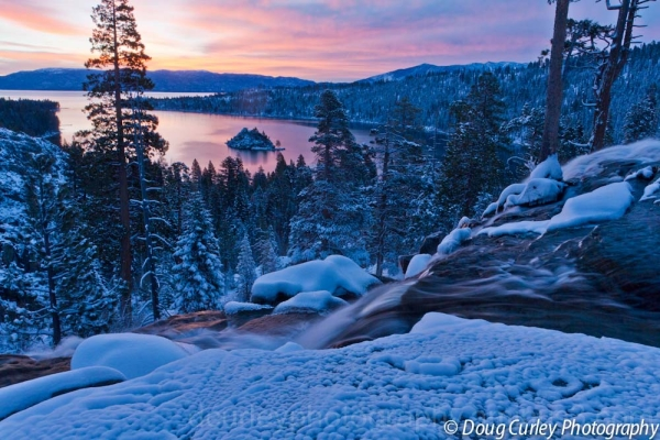 Lake Tahoe Sunrise