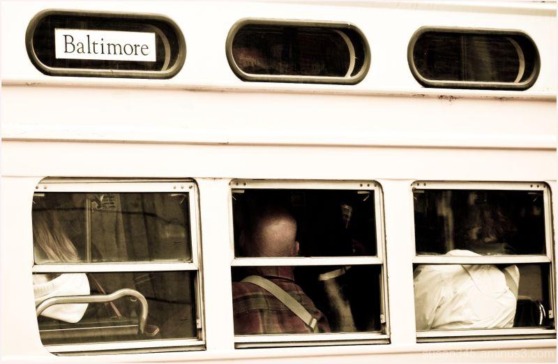 San Francisco Baltimore Trolley