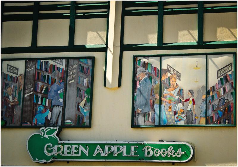 Green Apple Books