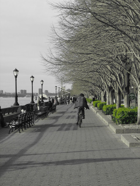 Battery Park City, New York City