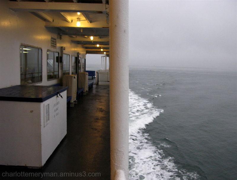 cross-sound ferry ocean water long island sound
