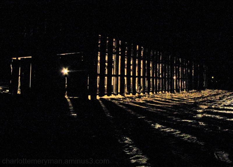 Shedding Light Amherst, Mass. art installation