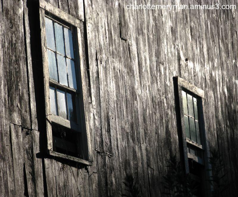 Barn windows