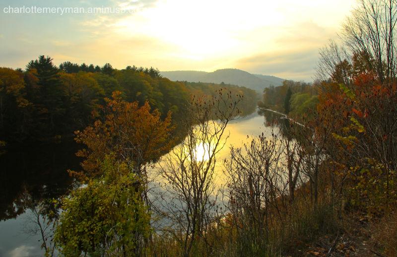 Autumn, Deerfield River