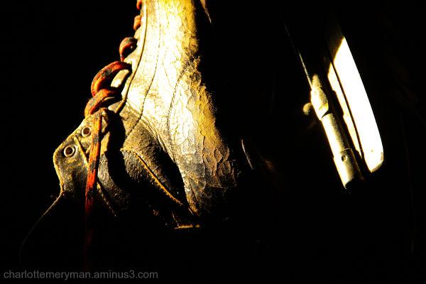 Hanging skate