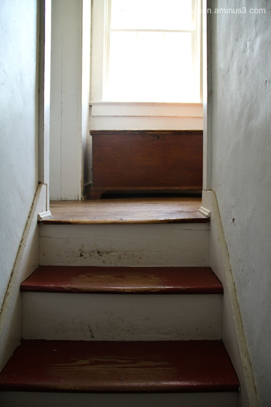 Hall stairs