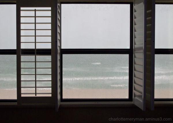 Beachfront windows