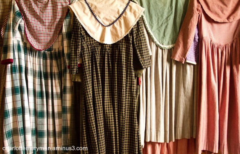Shaker dresses