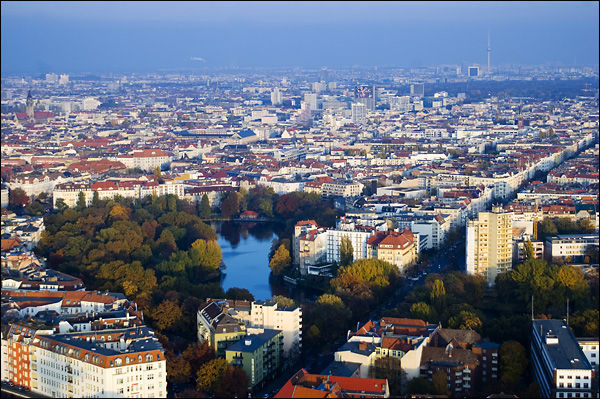 Der Äther über Berlin