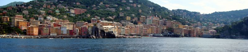 Morning in Camogli