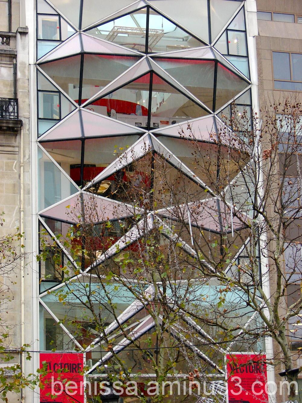 Citroën building