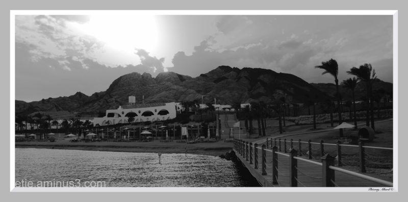 Dahab, pleine Mer