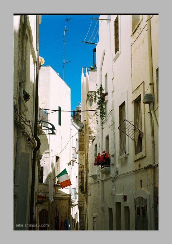 Village Italie du sud