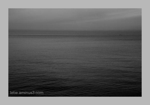 le pêcheur solitaire