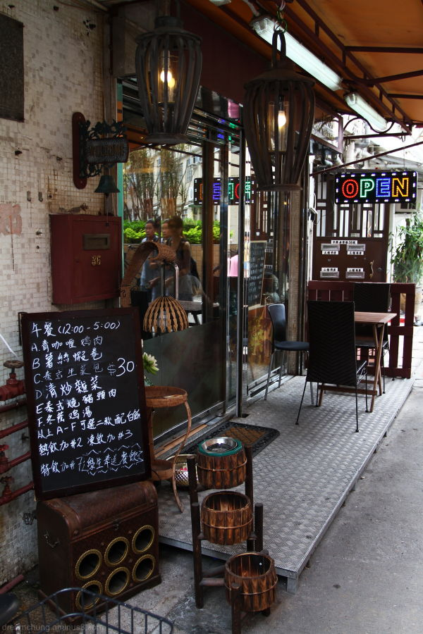 Cheung Chau restaurant business