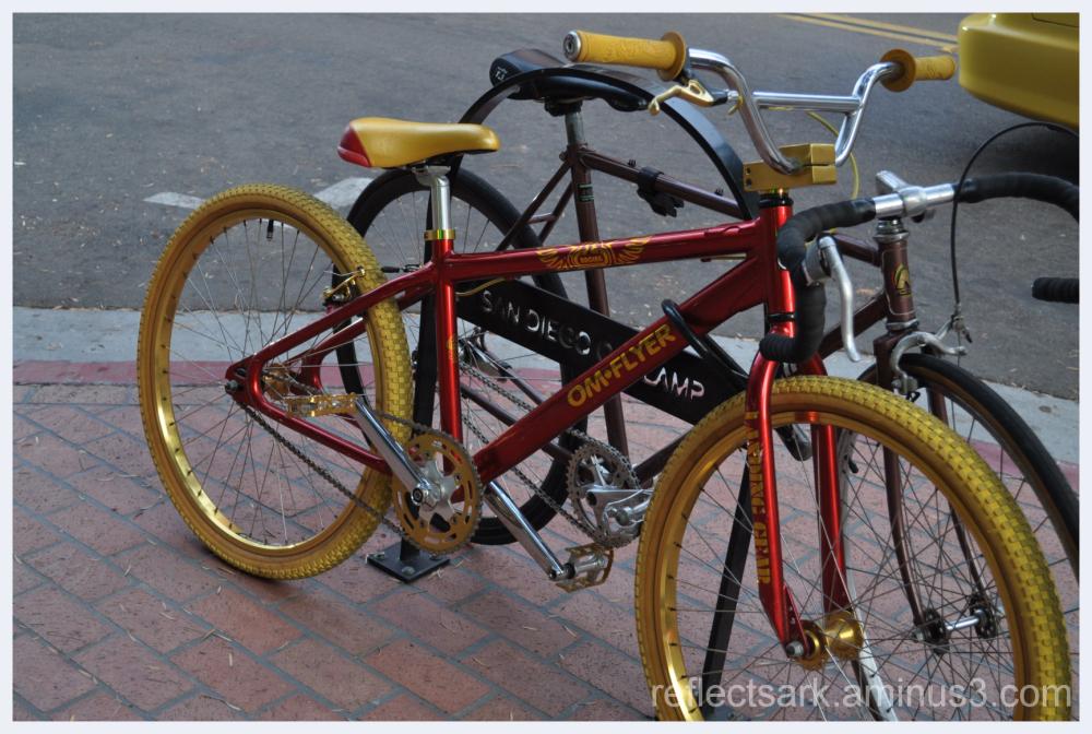 Bikes....