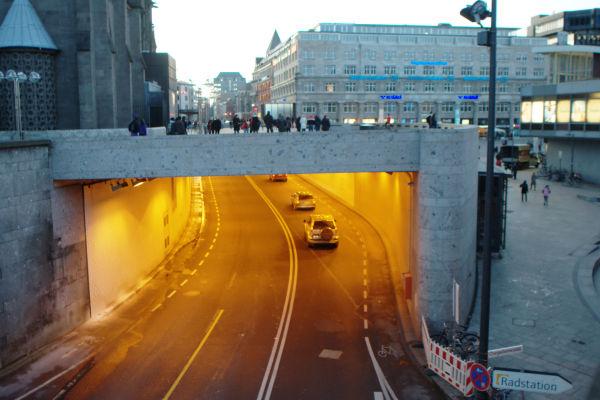 Observing Traffic