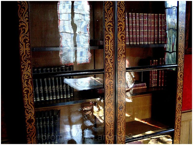 la bibliothèque de Balzac