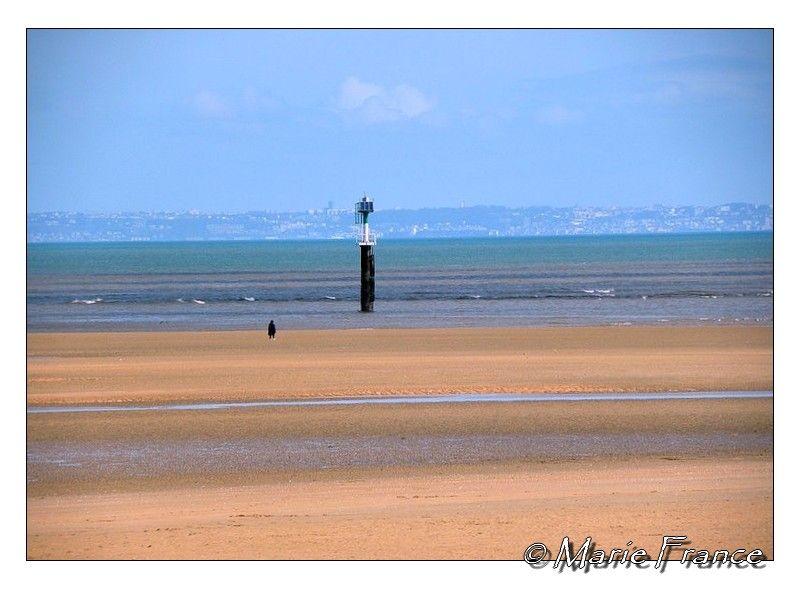paysage de mer face au Havre