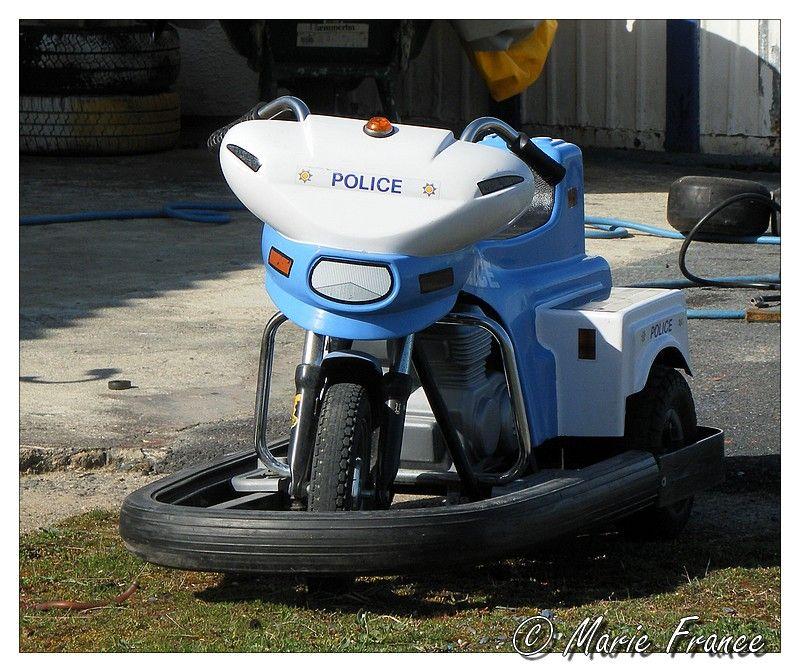 Mini moto pour karting