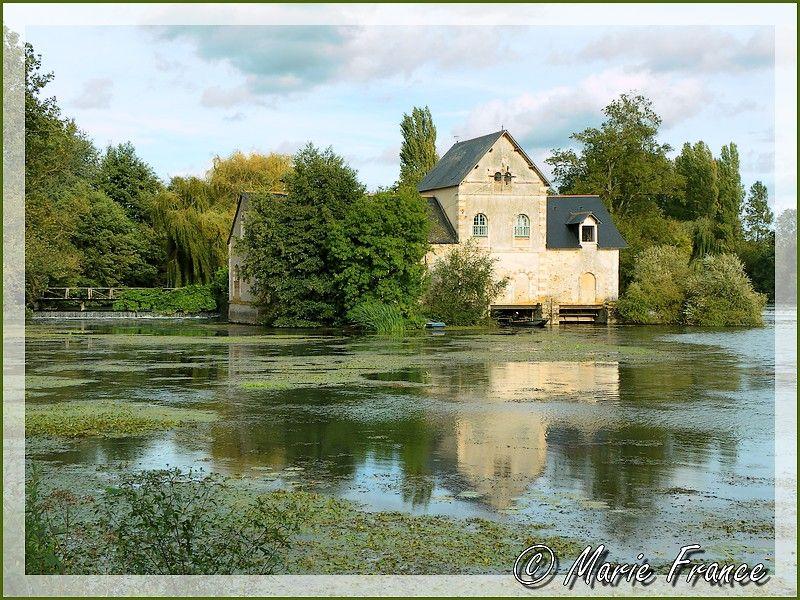 Moulin de Prignes