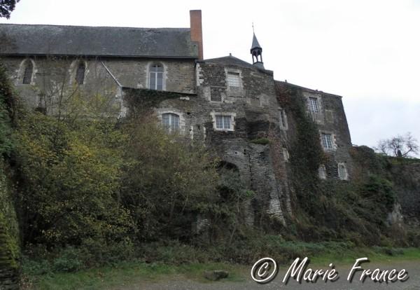 Ancien couvent des cordeliers à La Baumette