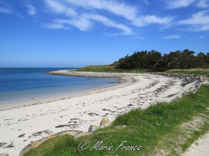plage en Bretagne