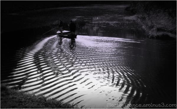 pêcheurs en Anjou