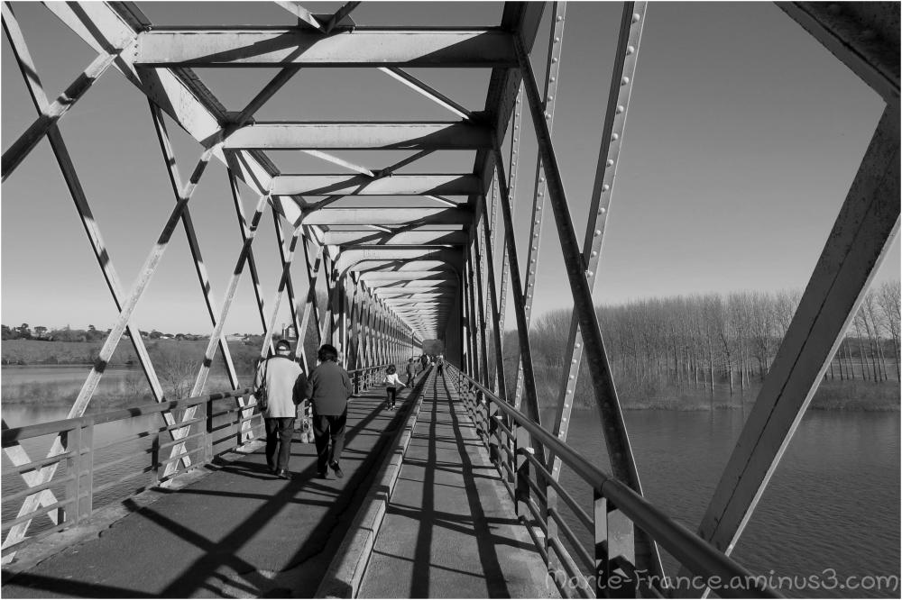 Pont de Pruniers à Bouchemaine