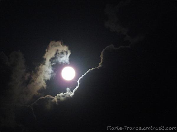 ciel nocturne en Bretgagne