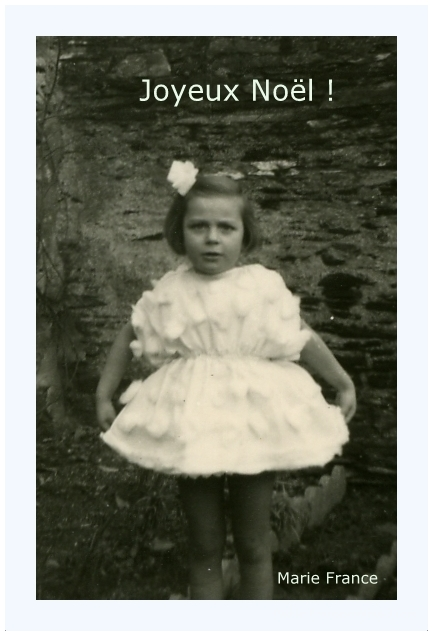 photo de moi il y a 60 ans environ