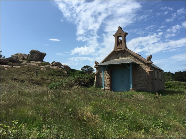 La chapelle de Ploumanach (2)