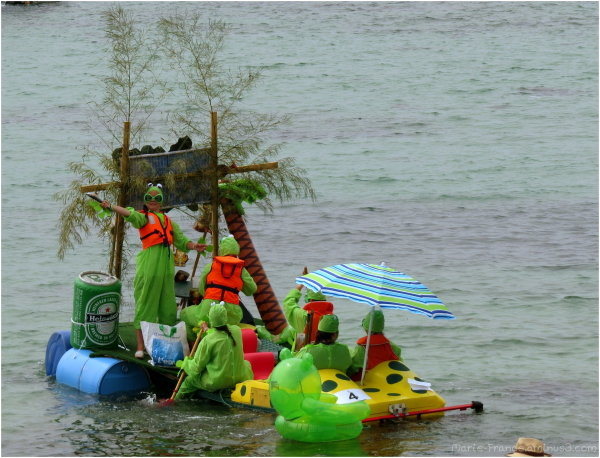 Des objets flottants non identifiés, c'est la fête