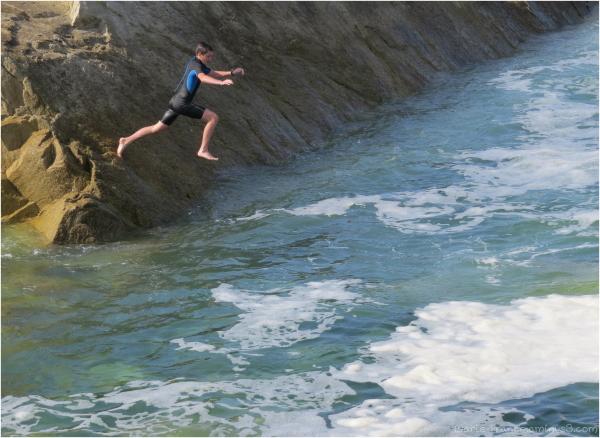 Le saut ... (7)