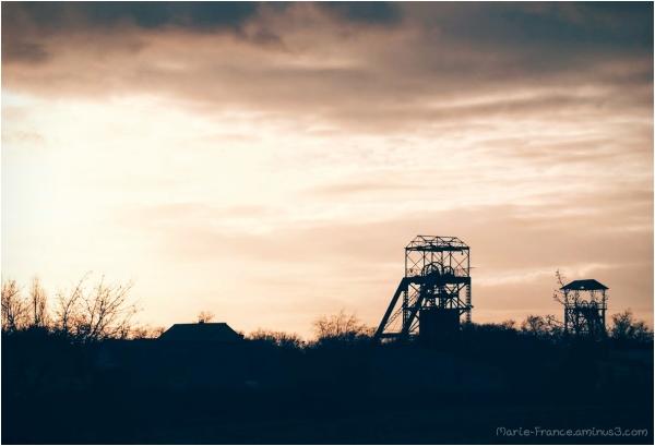 vieilles mine en  Anjou