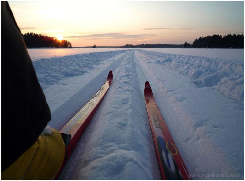 'Tour de Ski' 2010 last leg