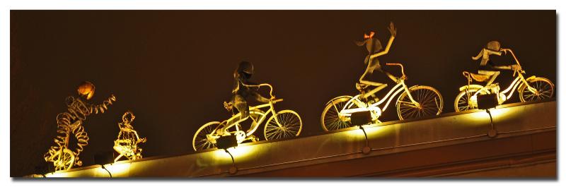 Portland bikers