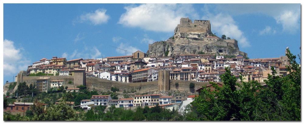 Panoramica de Morella