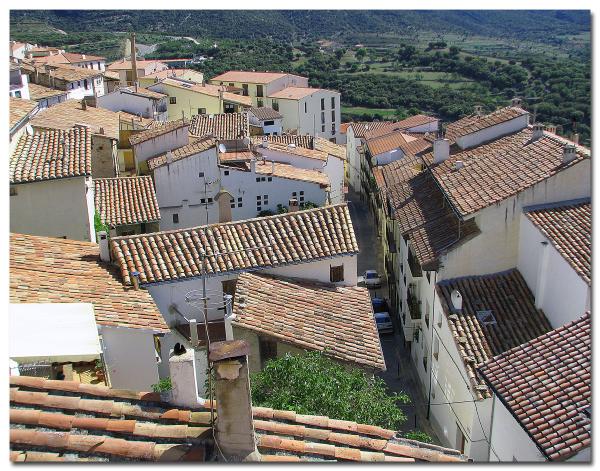 Wandering through Morella