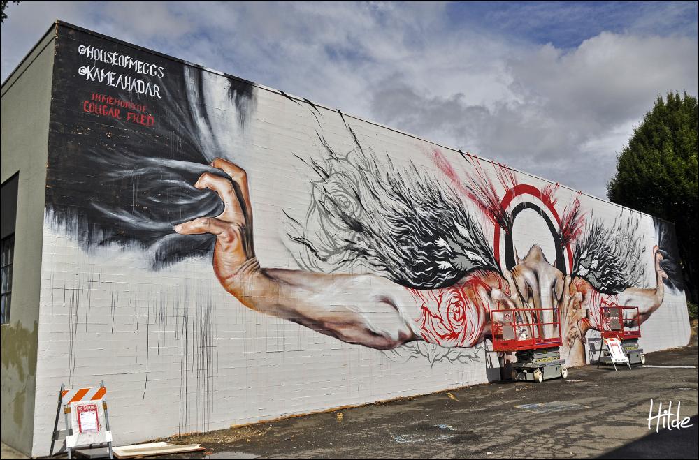 Portland Murals ...