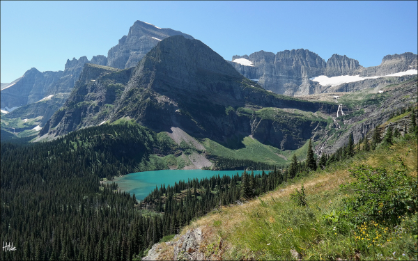 Grinnell lake