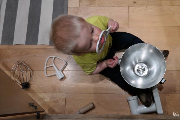 my little kitchenaid