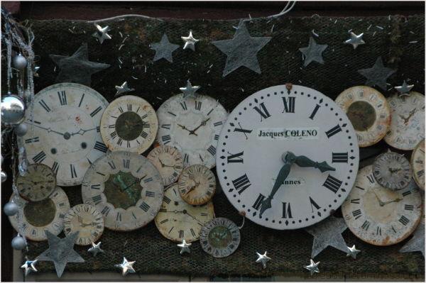 Quelle heure est-il Madame Basile?
