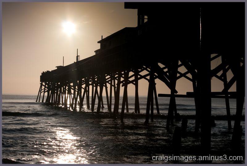 Daytona Beach Shores Pier