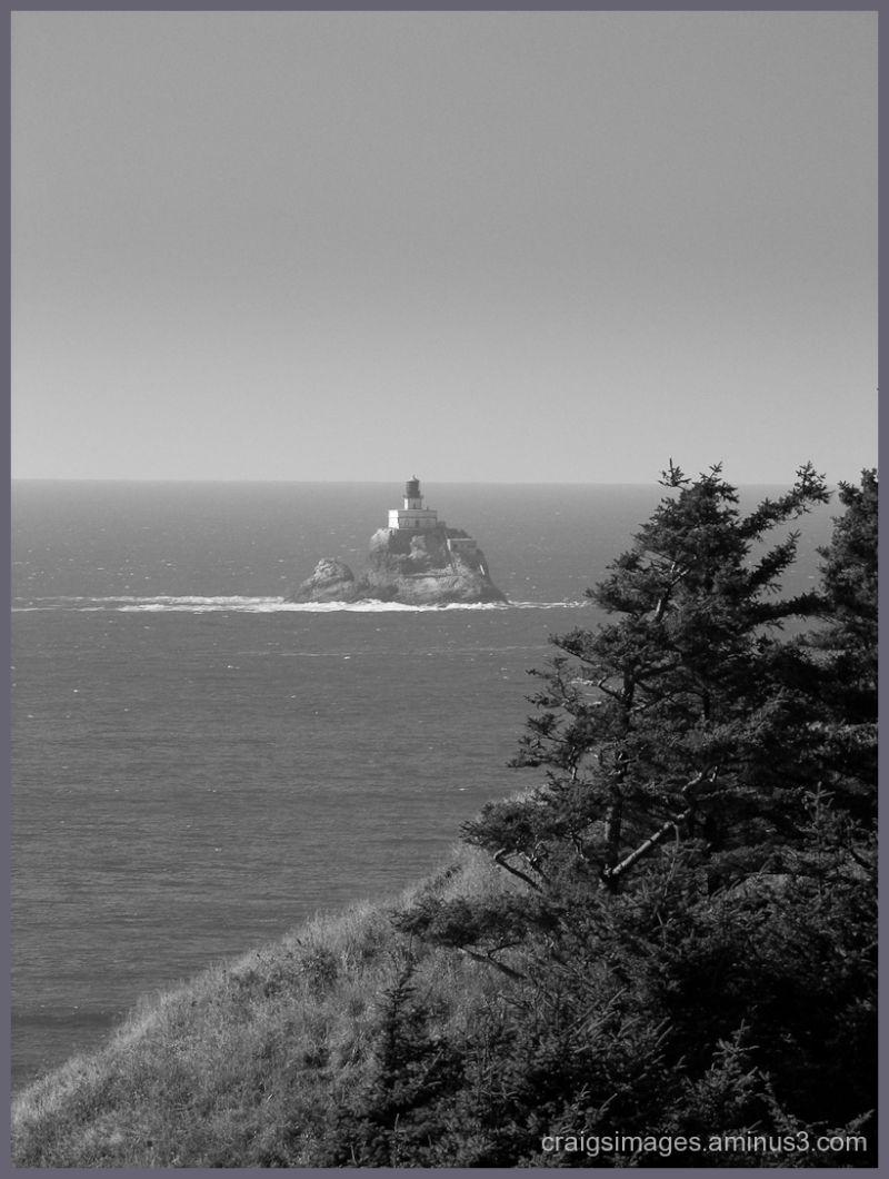 Canon Beach Lighthouse