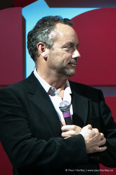 Brett Wilson of The Dragon's Den Television Show