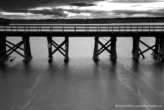 Bridge on Moira Lake